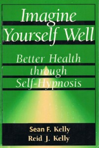 hypnosis book review:  imagine yourself well